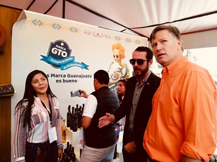 Impresionante, crecimiento económico de Guanajuato: Christopher Landau