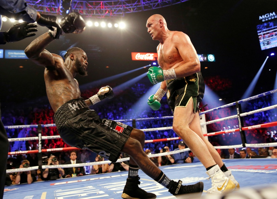 Tras recuperar título pesado, Tyson Fury espera trilogía