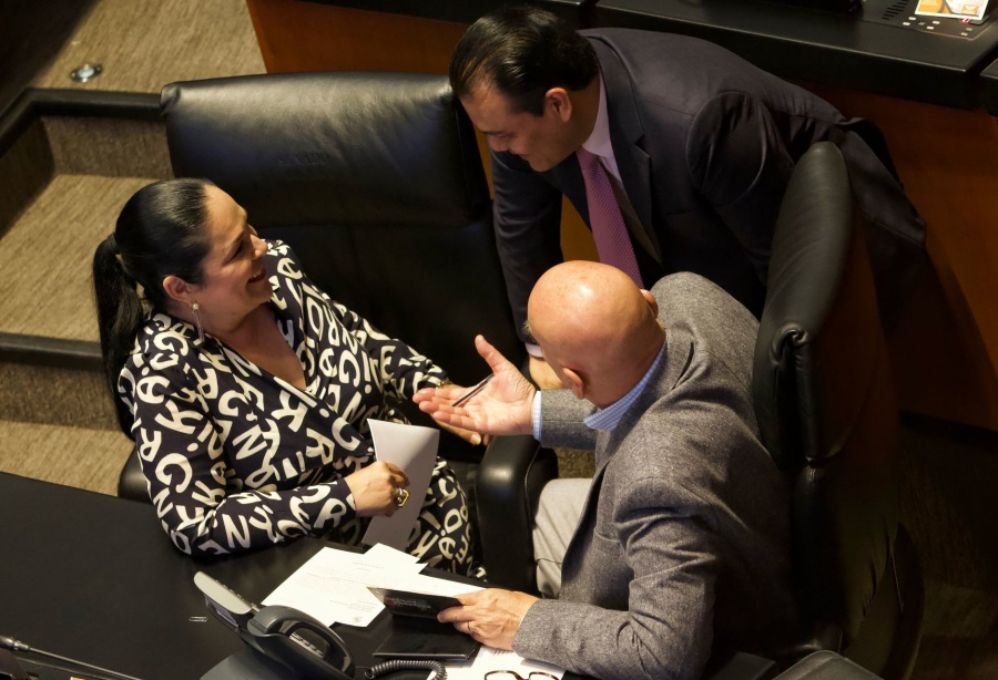 Senado prevé foros para analizar futuro deMéxico