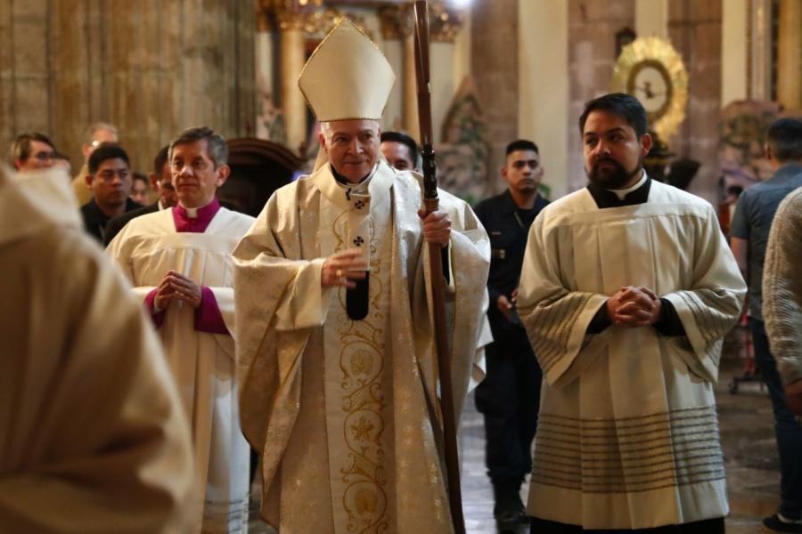 Respalda Iglesia Católica paro nacional de mujeres