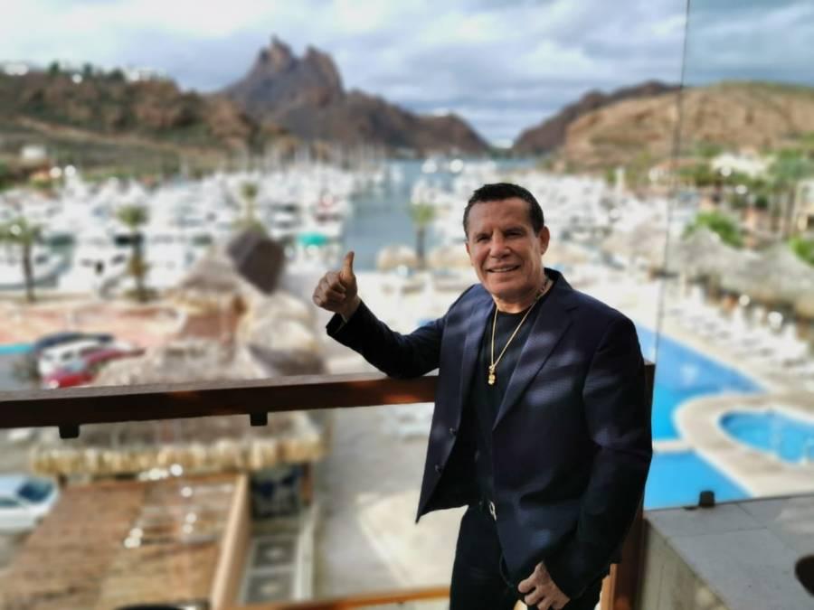 Tuve amigos capos pero no me involucré en el Narcotráfico, afirma Julio César Chávez