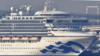 Dan positivo a Covid-19 pasajeros del crucero repatriados a Reino Unido