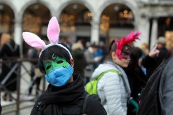 Pánico en Italia: hay 155 casos  de coronavirus y 3 muertos