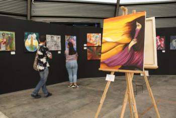 Presentan en el Faro Tláhuac, obras de personas privadas de la libertad