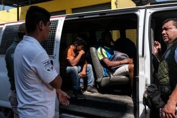 Inai pide informar sobre migrantes deportados