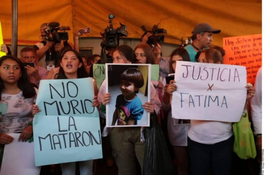 9 meses para que familiar tenga la custodia de hijos de presuntos asesinos de Fátima