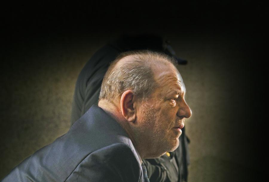 Weinstein, culpable de 2 de 5 cargos por abuso sexual
