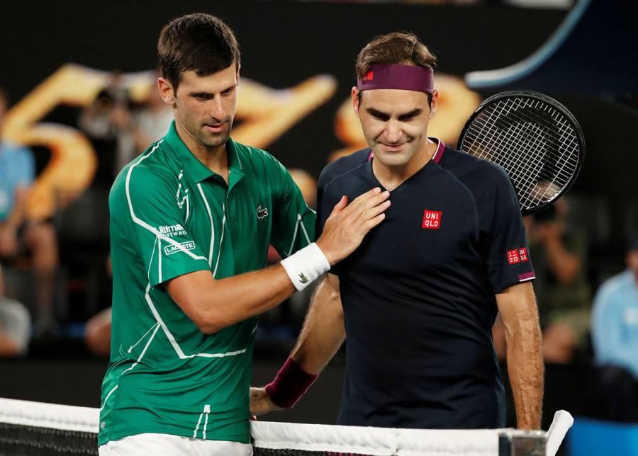 Djokovic, sorprendido por cirugía de Federer