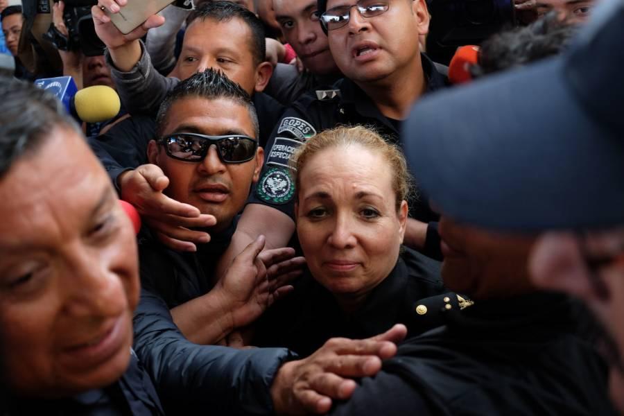 Comisaria de la Guardia Nacional es señalada por desfalco