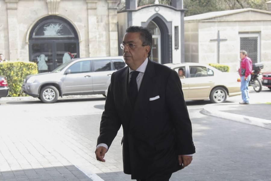 Fernando Gómez Mont desconoce nexos de García Luna con narco