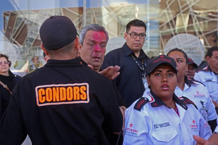 Analizan crear policía para el resguardo de oficinas de gobierno