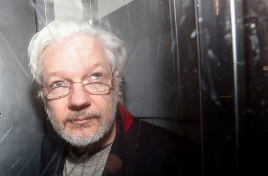 Assange enfrenta riesgo de suicidio si es extraditado, dice su abogado