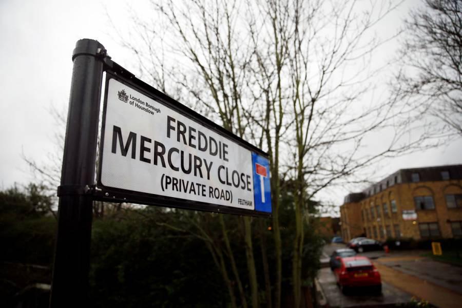 Una calle en Londres llevará el nombre de Freddie Mercury