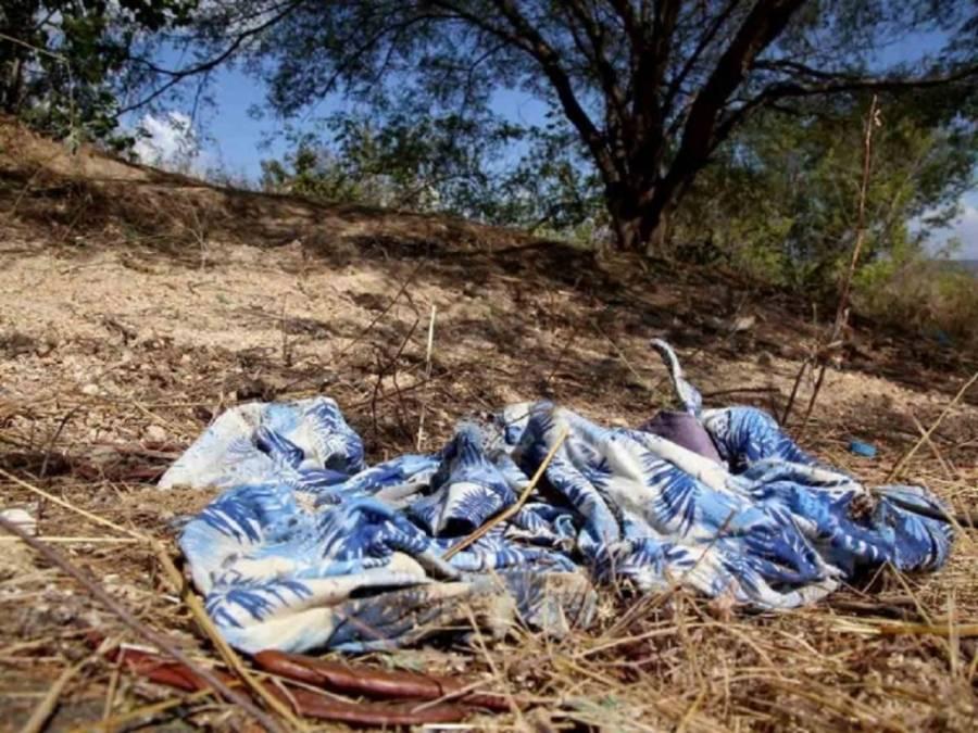 Buscaban vehículos robados y encontraron 9 cuerpos enterrados