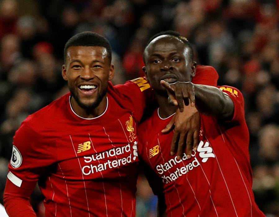 Liverpool remonta y vence al West Ham en la Premier League