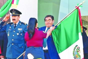 """""""La Bandera representa las causas de México"""""""