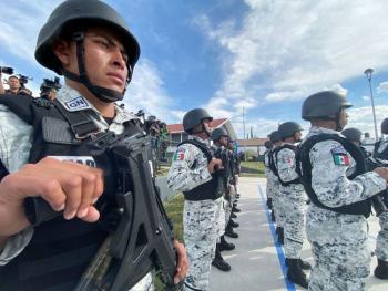 Gobierno de Jalisco desarma a policías en San Juan de los Lagos