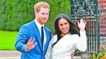 Meghan y Harry desafían a la reina.