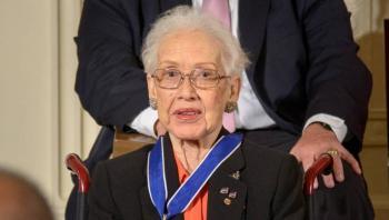 Fallece Katherine Johnson, clave para la llegada del hombre a la Luna