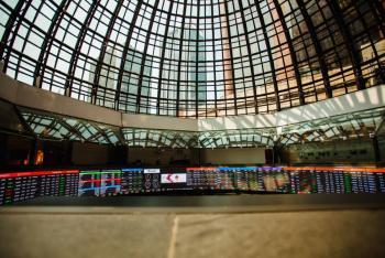 Incertidumbre por Covid-19 genera caída en la Bolsa Mexicana