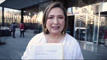 """Denuncia Xóchilt Gálvez a CONADE por actos ilícitos y """"facturas falsas"""""""