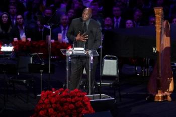 Lágrimas de Michael Jordan por Kobe Bryant conmueven al mundo entero