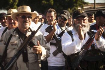 Movimiento de autodefensa cumple 7 años en Michoacan: Hipólito Mora