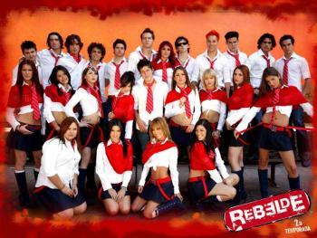 Rebelde vuelve a la pantalla chica por TLNovelas
