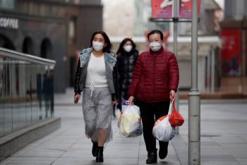 Asciende cifra de fallecidos por coronavirus en China
