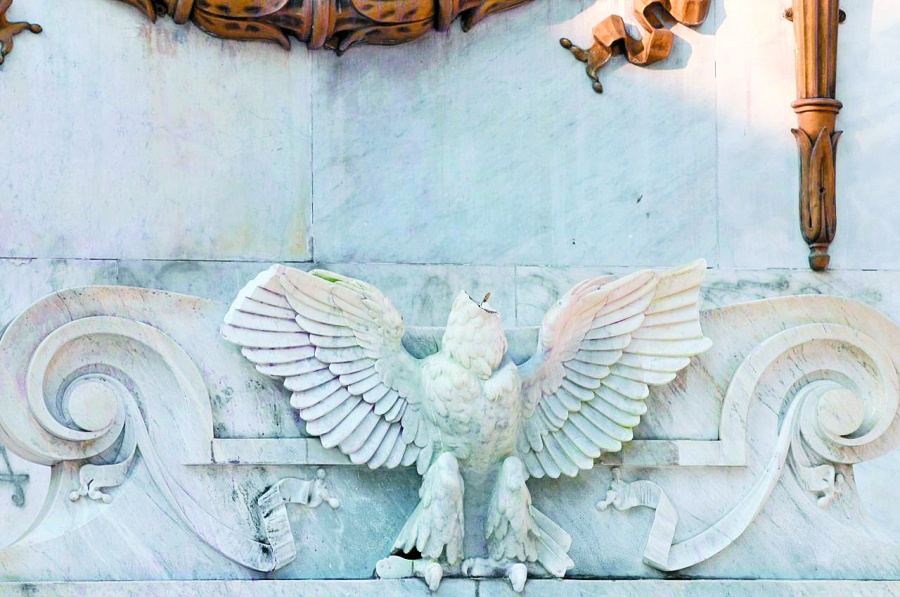 Elaboran dictamenpara reparar águila
