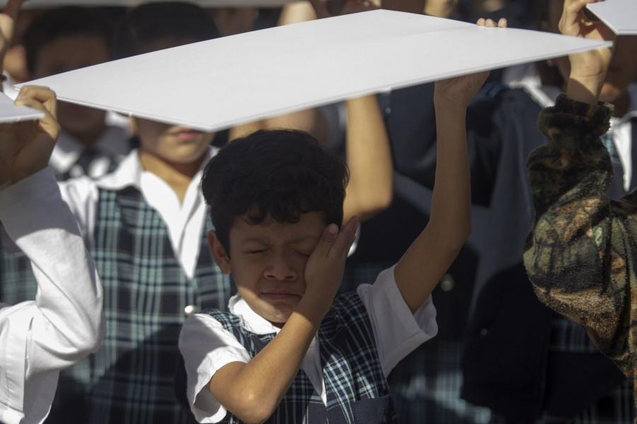 Buscan aumentar videovigilancia cerca de escuelas