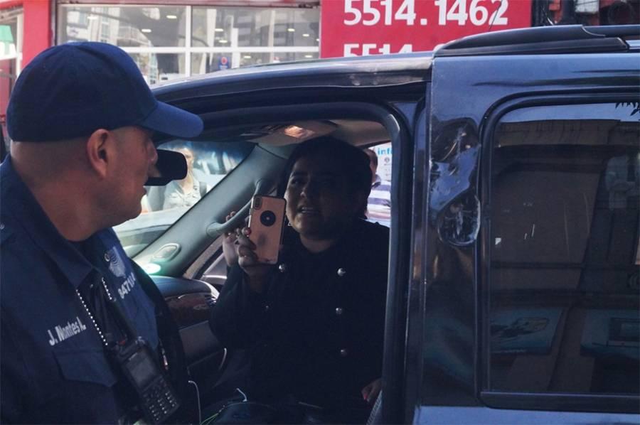 Detienen a Mario Espinoza Zetina, asesor de la senadora de Morena, Claudia Balderas