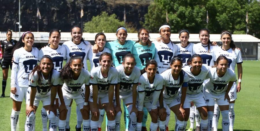 Pumas Femenil jugará por primera vez en el Estadio Olímpico Universitario