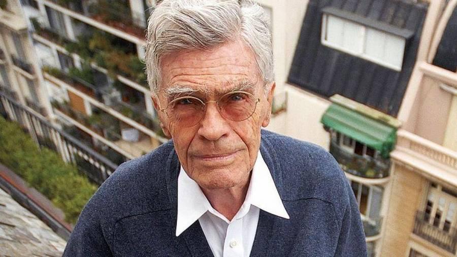 Muere el filósofo y científico Mario Bunge