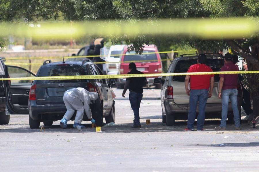 Balacera en Naucalpan deja al menos dos muertos