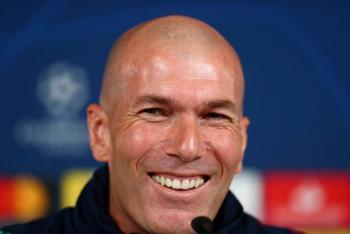 Guardiola, el mejor entrenador del mundo: Zidane