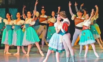 Ballet de México y Cuba se unen para rendir homenaje a Alicia Alonso