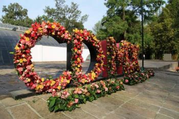 Se alista el Festival Flores y Jardines en Polanco