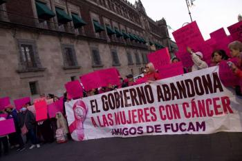 Garantizan tratamientos a mujeres que eran atendidas en Fucam