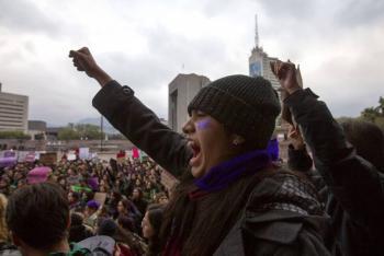 Convocan colectivos feministas a marcha nacional el 8 de marzo