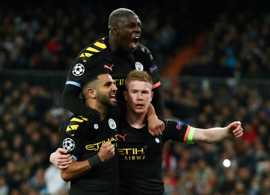 Manchester City se lleva la ventaja ante el Real Madrid