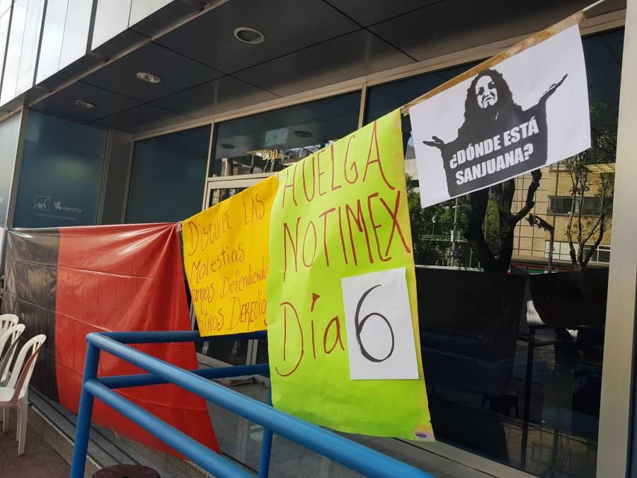 Señalan como falsas las acusaciones de Sanjuana Martínez contra SUTNOTIMEX