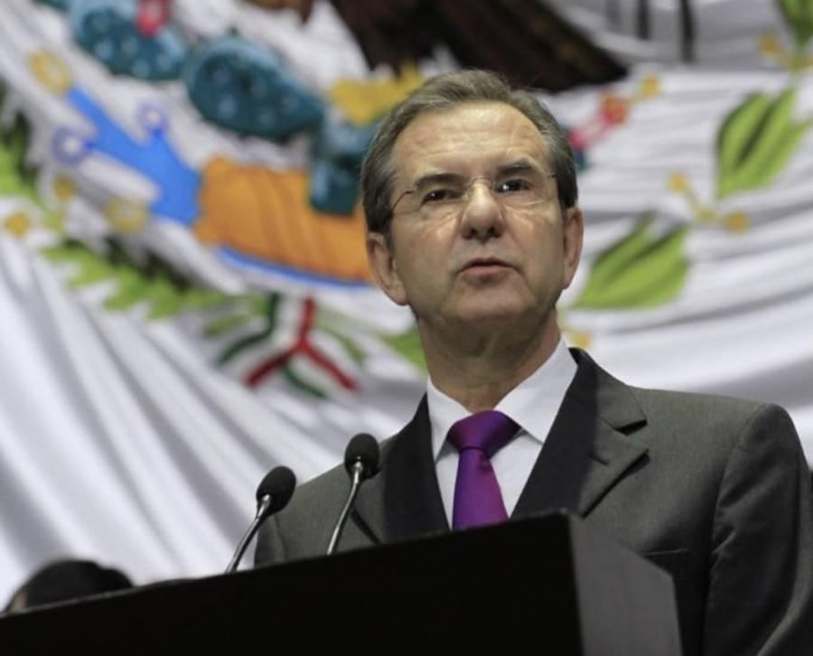 """""""No habrá represalias contra maestras que falten el 9 de marzo"""": Esteban Moctezuma"""