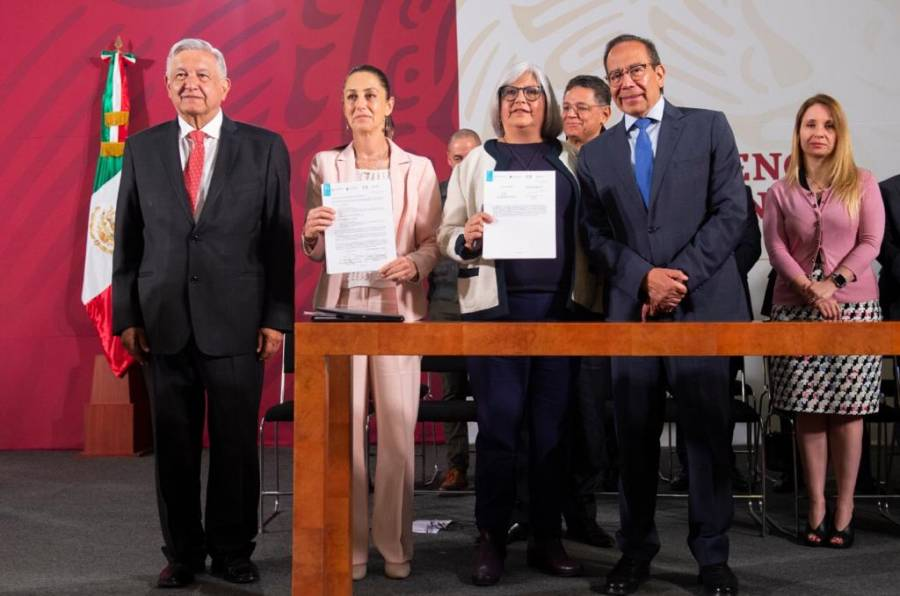 Se acabaron los inspectores de vía pública, afirma López Obrador
