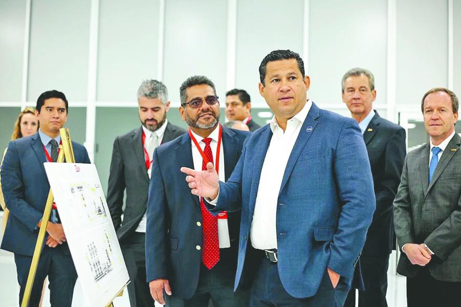 Prevé Guanajuato crecimiento de 5mmdpen autopartes