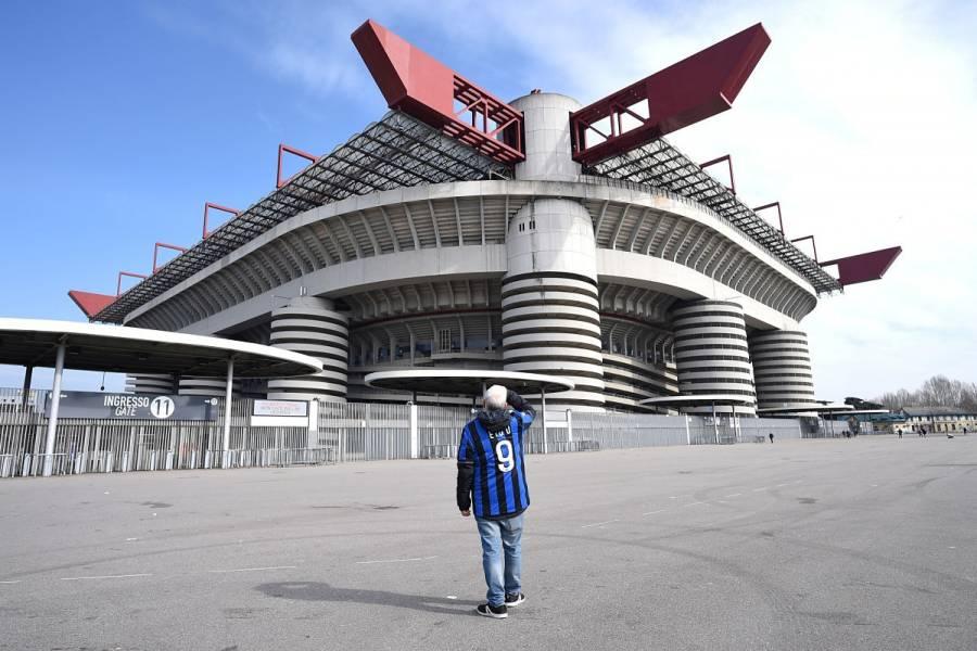 Inter recibirá al Ludogorets a puerta cerrada por Covid-19