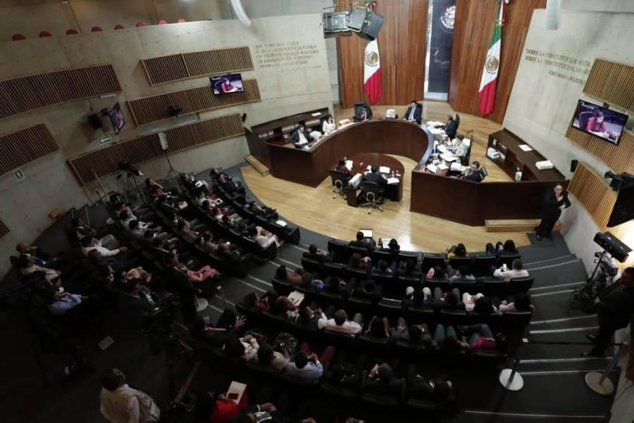 El TEPJF revoca descuento de 75% en las prerrogativas de Morena