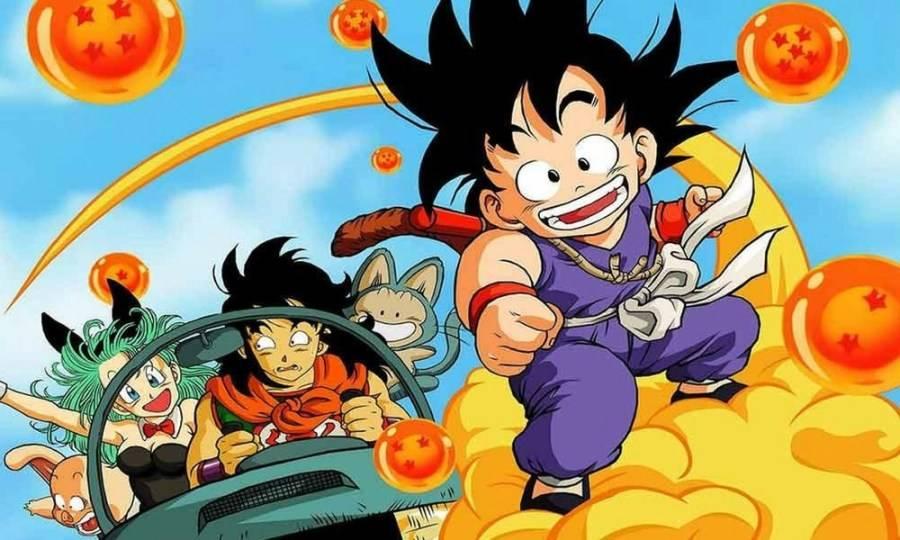 Se cumplen 34 años del estreno de Dragon Ball
