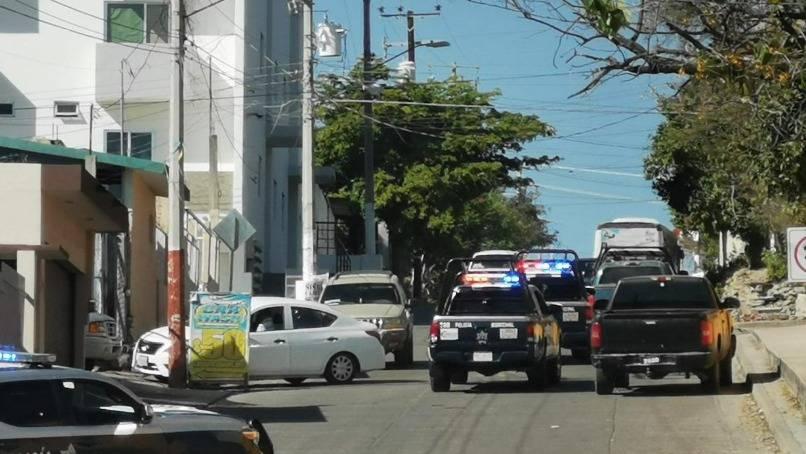 Balacera en Culiacán, Sinaloa deja al menos un muerto