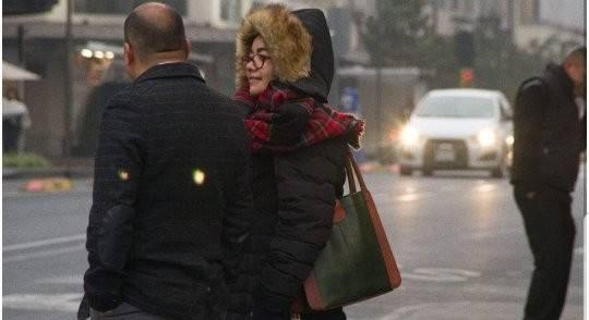 Activan Alerta Amarilla por temperaturas heladas